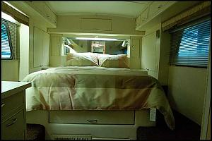 Click image for larger version  Name:1967 Custom Coach Champion Land Cruiser Bedroom View.jpg Views:103 Size:24.7 KB ID:4520