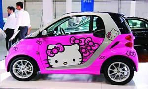 Click image for larger version  Name:hellokittysmartcar.jpg Views:79 Size:22.2 KB ID:3896
